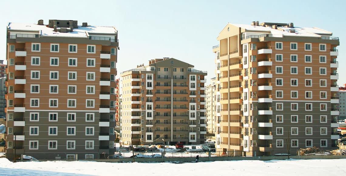 Ankara Batıkent Pimapen: Sarıkent Sitesi