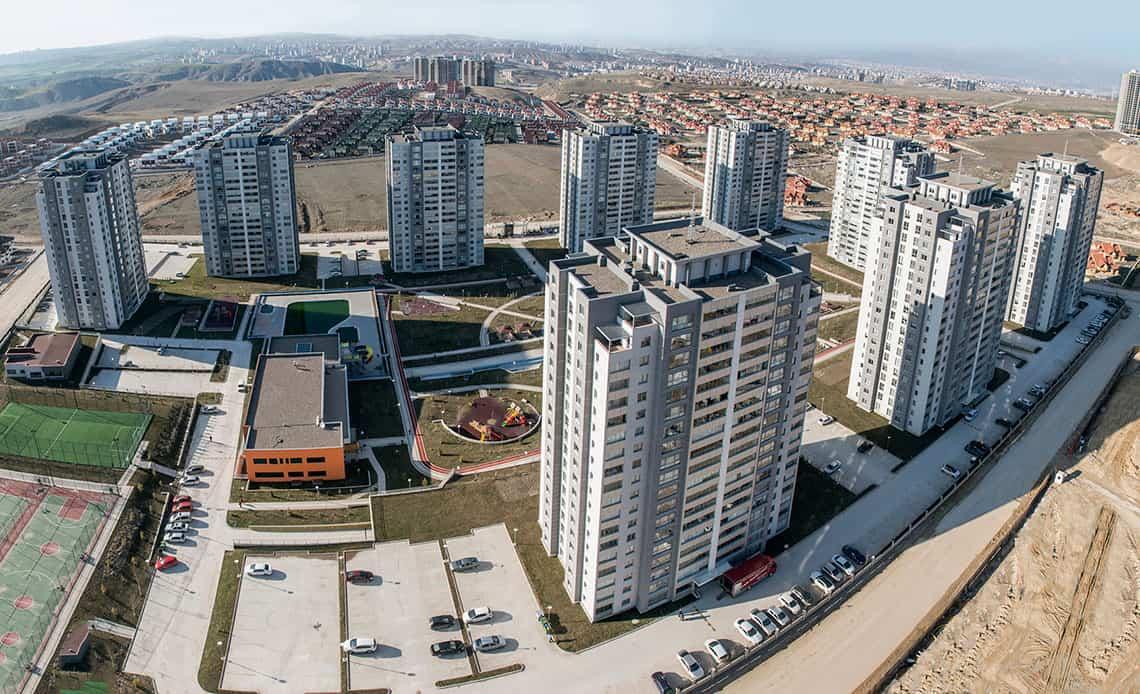 Ankara Çayyolu Pimapen: Can Ata Bilge Konutları