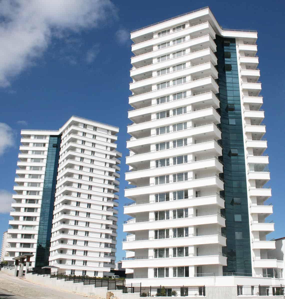 Ankara Çayyolu Pimapen: Dorlin Residence