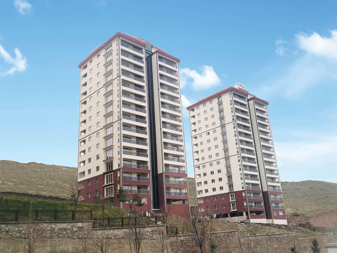 Ankara Eskişehir Yolu Pimapen: Doruk Life
