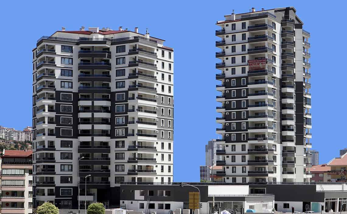Ankara Serhat Mahallesi Pimapen: Maviler İnşaat