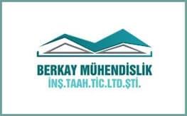 Berkay Mühendislik Logo