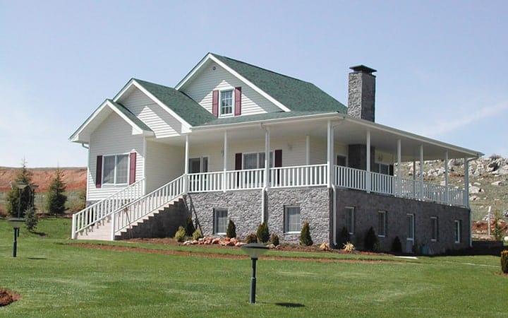 Çelik Konstrüksiyon Villa Pimapen Uygulaması