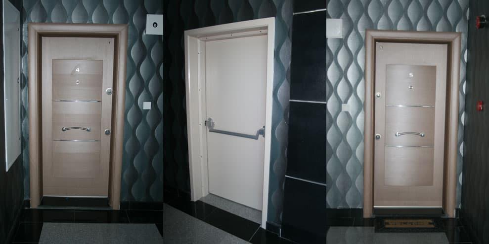 Sur Çelik Kapı-Demirbilekler İnşaat