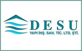 Desu İnşaat Logo