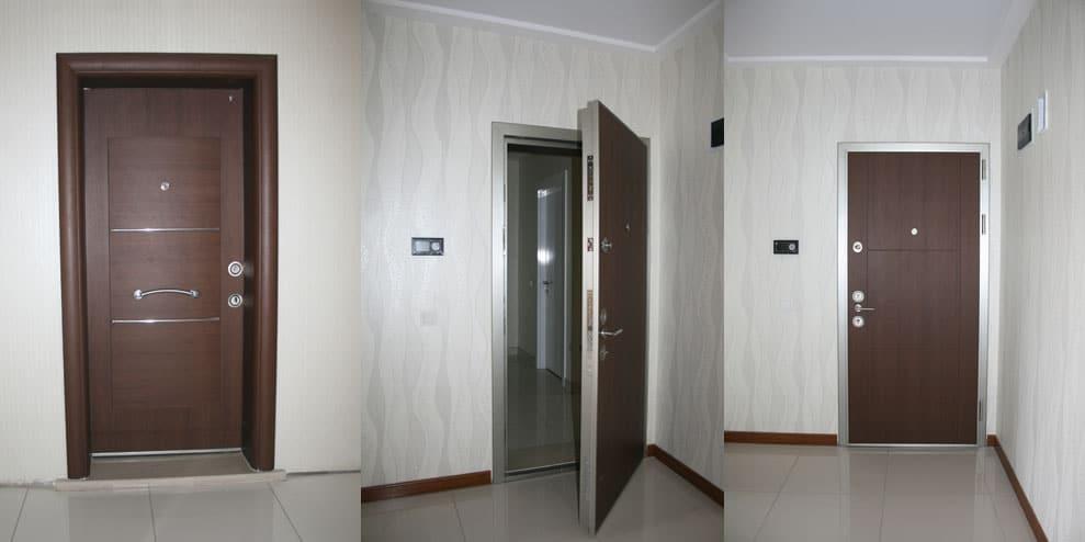 Sur Çelik Kapı-EBS Sarıtaş İnşaat