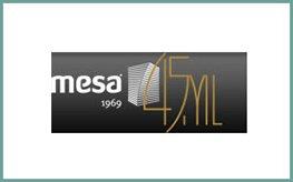 Mesa İnşaat Logo