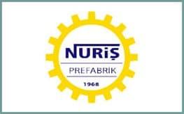 Nuriş Prefabrik Logo