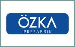 Özka Prefabrik Logo