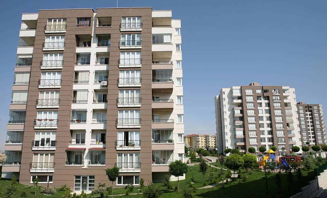 Ankara Batıkent Pimapen: Kardelen Konutları