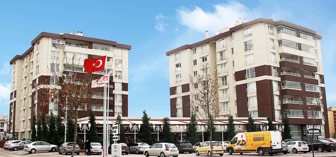Ankara Batıkent Pimapen: Kentpark Sitesi