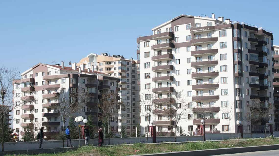 Ankara Batıkent Pimapen: Mülksan İnşaat