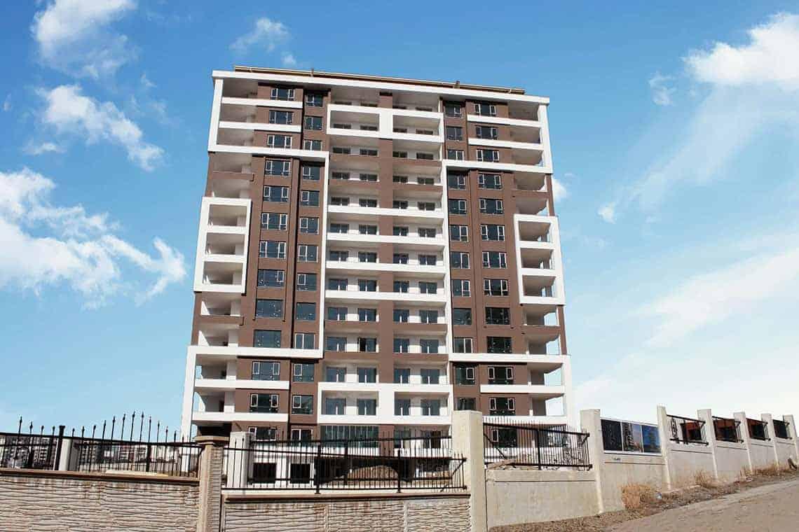 Ankara Batıkent Pimapen: Safir Sarıtaş Konutları