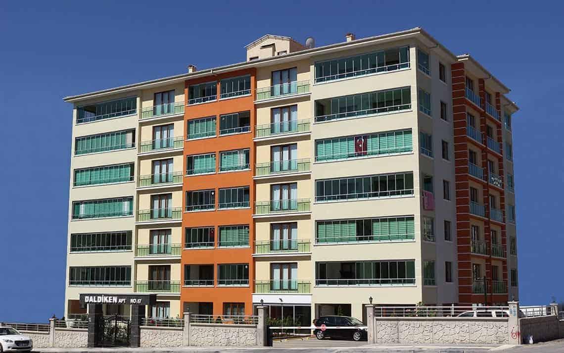 Ankara Eryaman Pimapen: Daldiken Apartmanı