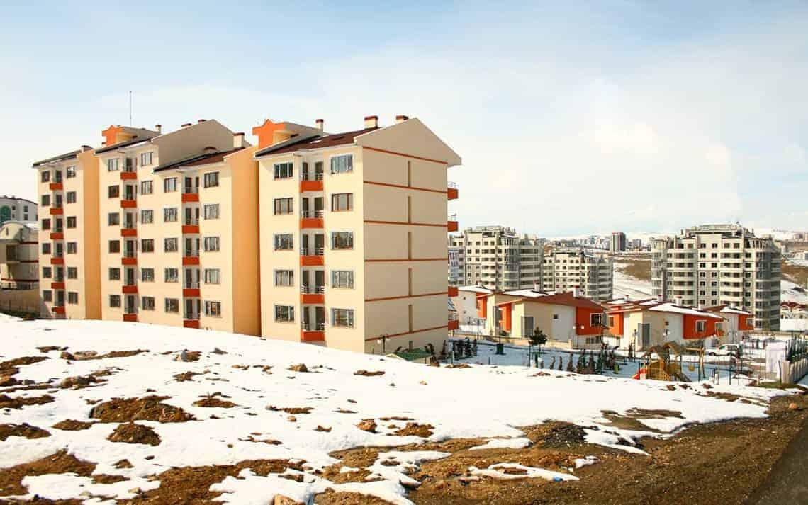 Ankara Çayyolu Pimapen: Enerjikent İnci Sitesi