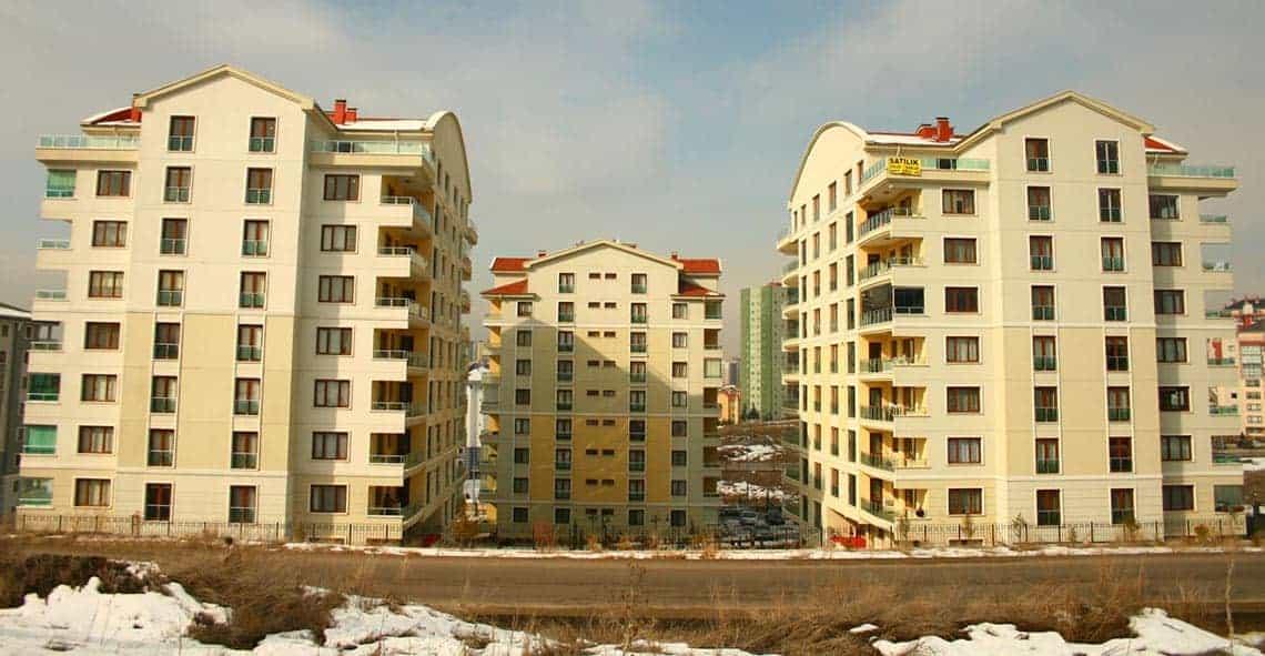 Ankara Eryaman Pimapen: Yasemin Evleri
