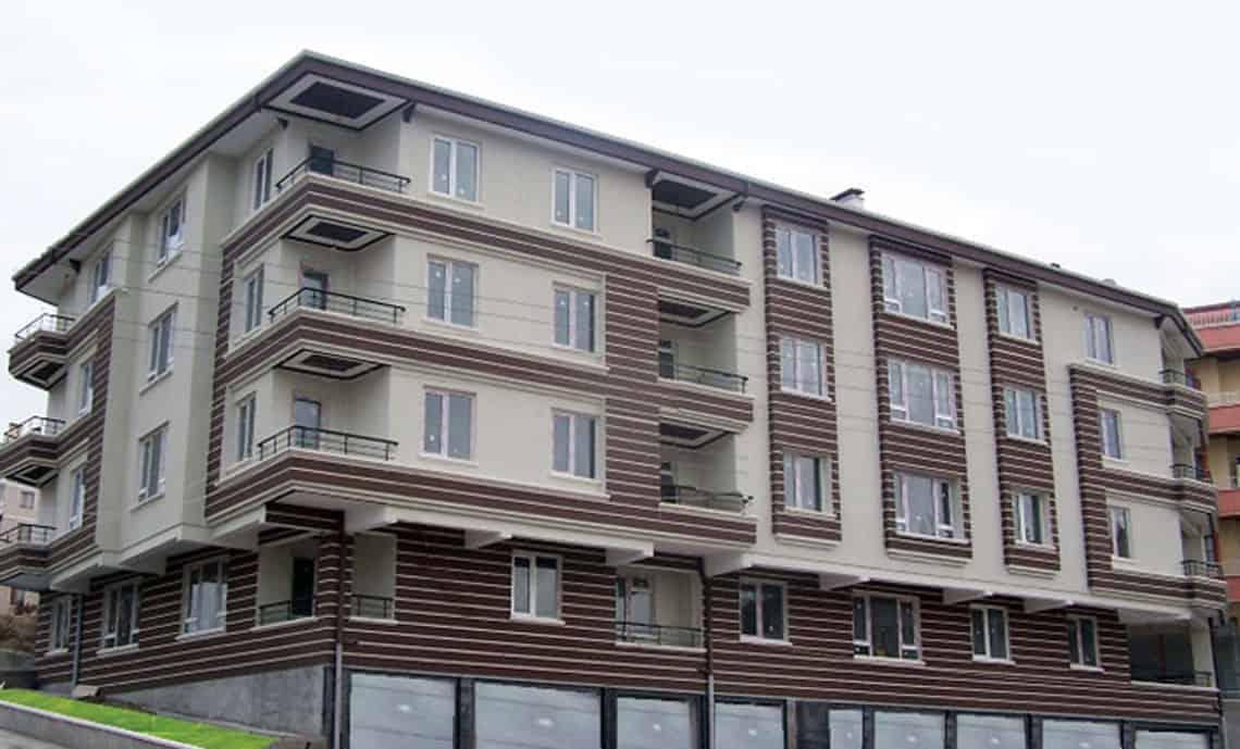 Ankara Esertepe Pimapen: Hüda İnşaat